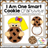 100th Day of School Craft {I Am One Smart Cookie!}