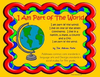 I Am Part of the World