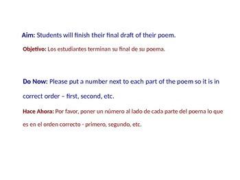 I Am Poem - Final Draft