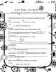 Spring, Earth Day or Environmental Unit Cross-Curricular I Am Poem