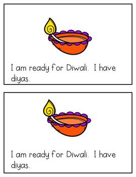 I Am Ready for Diwali: An Emergent Reader with Differentiated Word Work