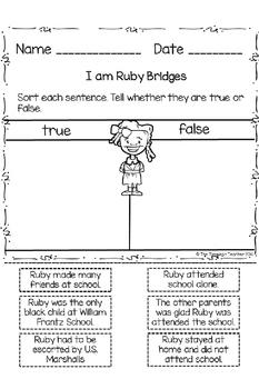 I Am Ruby Bridges