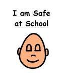 I Am Safe At School Social Story