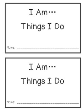 I Am Sight Word Readers - 2 Books