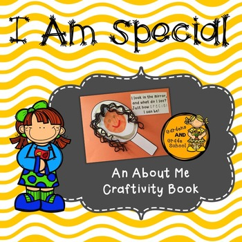 I Am Special - An All About Me Craftivity