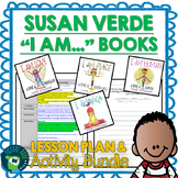 I Am...Susan Verde Social Emotional Learning Lesson Plan and Activities Bundle