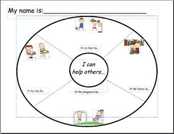 I Am Thankful -- Circle Maps