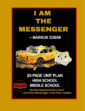 Literature - I Am The Messenger Unit Plan Distance Learning