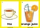 I Am Thirsty! Drink & Beverage Flashcards