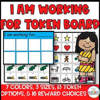 I Am Working For Token Board
