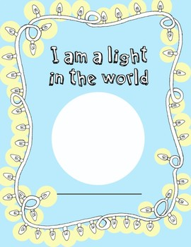 I Am a Light in the World