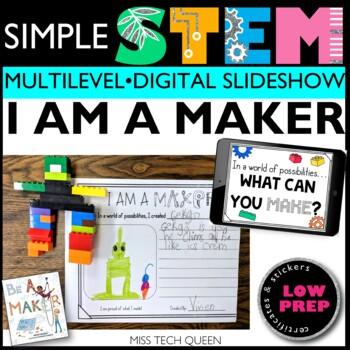 Be a Maker STEM Challenge