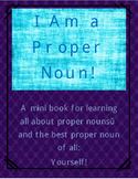 I Am a Proper Noun Book and Poster Set