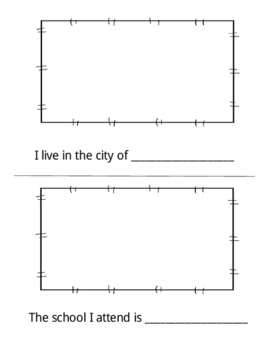 I Am a Proper Noun Book and Poster Set