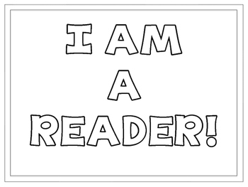 Image result for I AM A READER