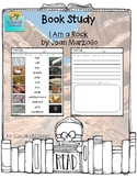 I Am a Rock: Vocabulary and Written Response {Level I}