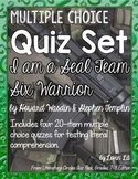 I Am a Seal Team Six Warrior Quiz Set