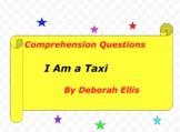 I Am a Taxi by Deborah Ellis