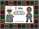 Black History Month Book  (I AM)