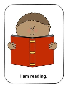 I Am  decodable reader