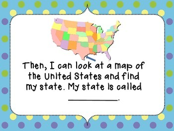 I Am on the Map of Texas