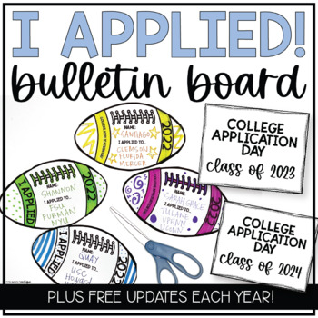I Applied! Bulletin Board