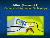 """CIW/I-B-A Lesson/Chapter 1 Power Point """"Introduction to IT"""
