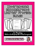I.B. Learner Profile: BUNDLE
