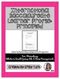 I.B. Learner Profile: Principled