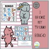 I BROKE MY TRUNK! BINGO SET