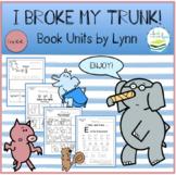 I BROKE MY TRUNK. BOOK UNIT