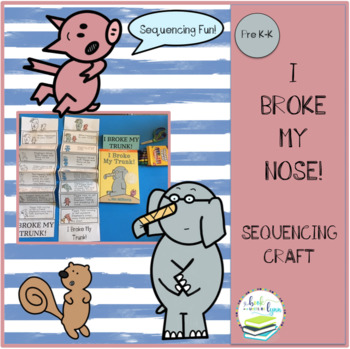 I BROKE MY TRUNK!  SEQUENCING CRAFT