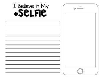 I Believe in My Selfie