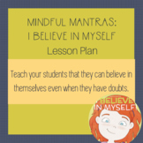 I Believe in Myself - Lesson Plan