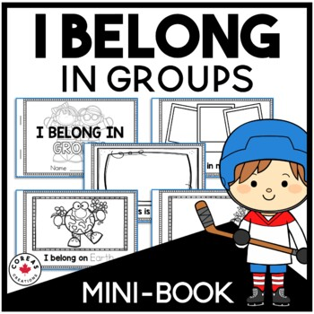 I Belong in Groups