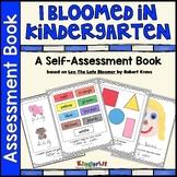 Self Assessment Book - I Bloomed in Kindergarten