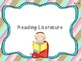 I CAN: 4th Grade Language Arts Common Core Standards
