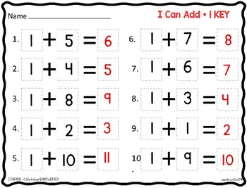 Adding Fact Families (Families 1-5)