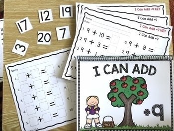 Adding Fact Families to 10 BUNDLE
