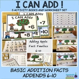 Adding Fact Families (Families 6-10)