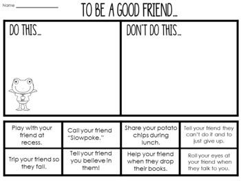 FRIENDSHIP: HOPPY HOPPY FRIENDS