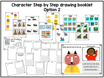 I CAN BE A PEACEFUL KID - Picture books and activities for teaching peacefulness