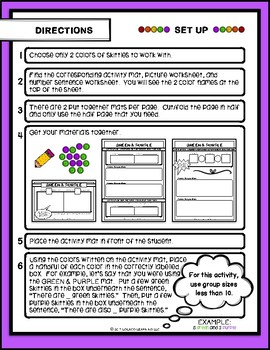 I CAN DO Math Activity - Put Together Word Problems