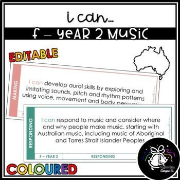 I CAN | F - YEAR 2 MUSIC (COLOURED)