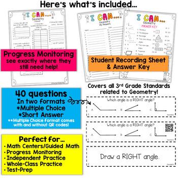 grade 5 geometry test pdf