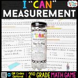 2nd Grade Math Game   Measurement   Measuring Length