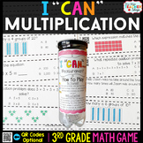 3rd Grade Multiplication Game | 3rd Grade Math Centers