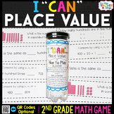 2nd Grade Place Value | Comparing Numbers, Expanded Form, and MORE