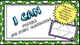 I CAN Posters for Every Classroom!