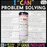 1st Grade Math Game | Problem Solving | Addition & Subtrac